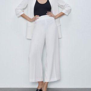 Zara High Rise Culottes
